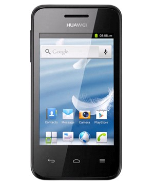 Huawei Ascend Y220 Negro