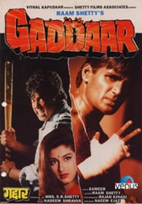 Gaddaar 1995 Hindi Movie