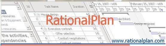 RationalPlan Vs OpenProj – Herramientas para la Administración de proyectos