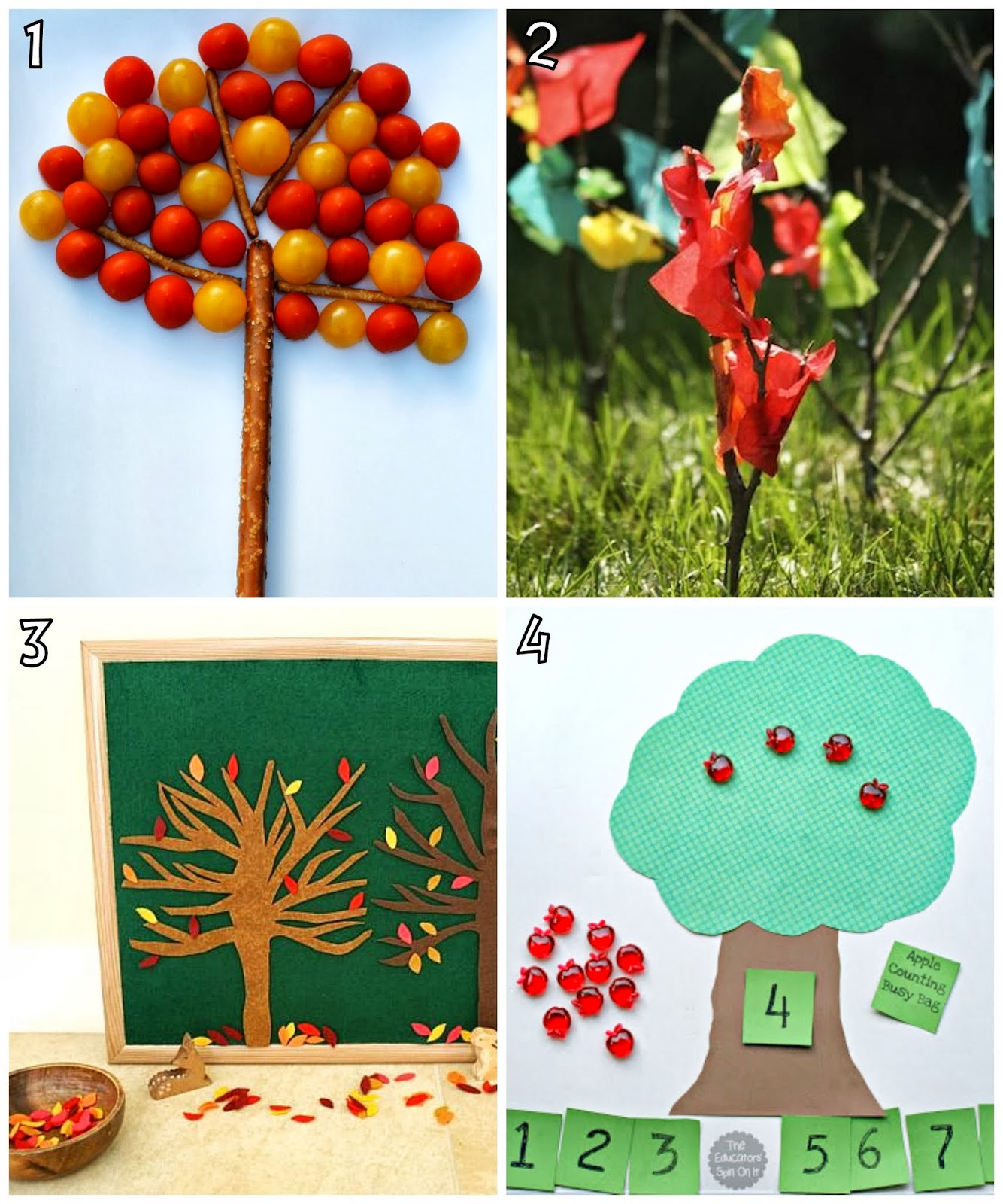 Learn With Play At Home 8 Tree Themed Activities For Kids