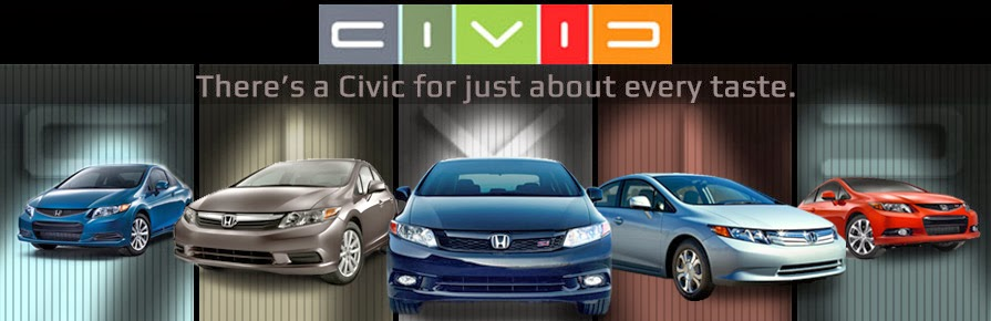 2013 Honda Civic Los Angeles