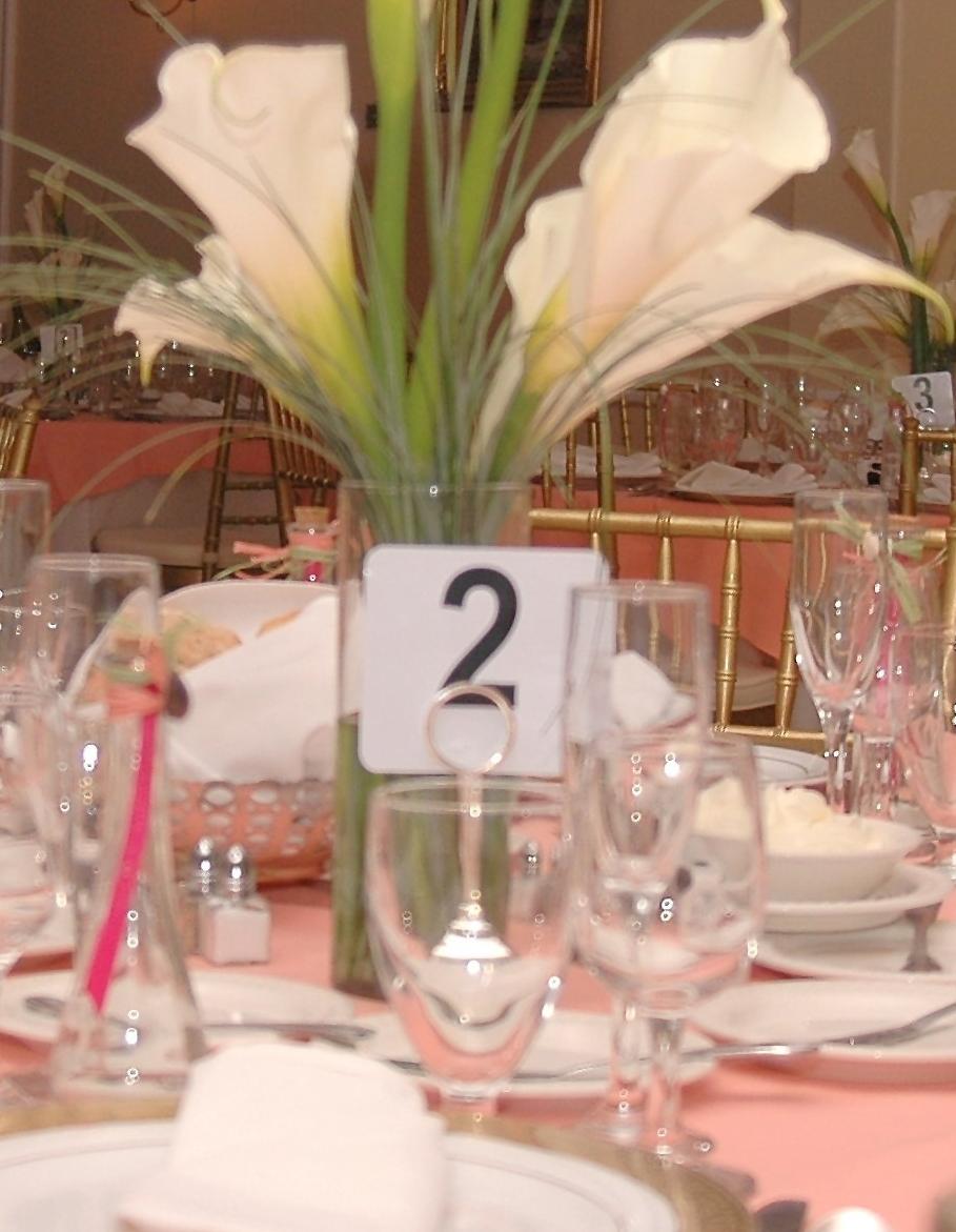 Qui n dijo boda c mo elegir los nombres de las mesas - Cosas que preparar para una boda ...