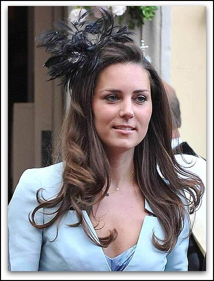 Kate Middleton Hair Style