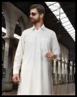 Gul Ahmed Men,s Summer Kurta Collection 2013
