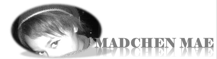 Mädchen Mae