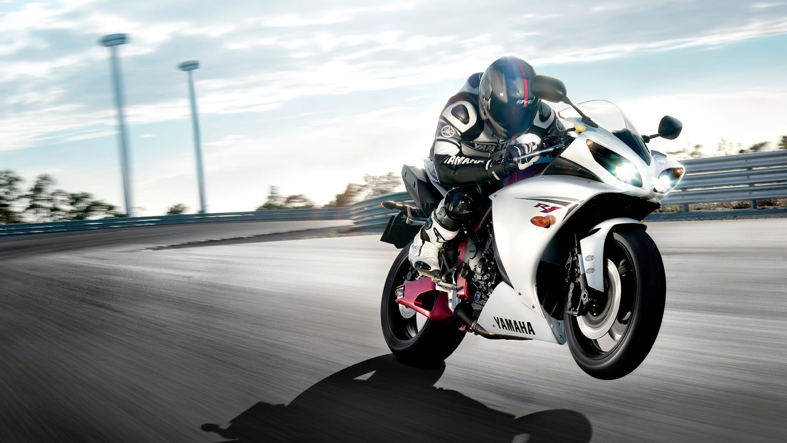 Yamaha Bike Ride