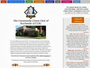 Visit our Chess Club's Home Page