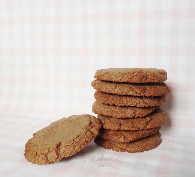 receta de galletas con Nocilla - 1