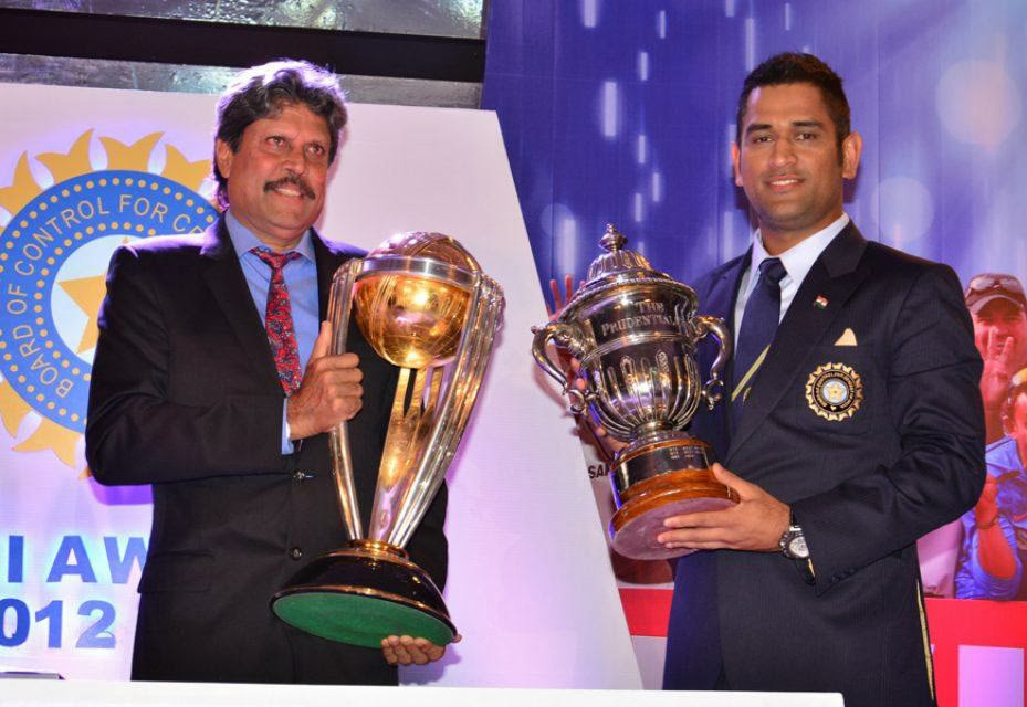 BCCI Annual Awards 2012-13