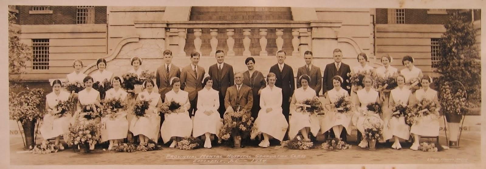1934 graduates