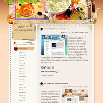 Add Spice to Sweden Tours blogger template from wordpress. travel blog template. template blog from wordpress. travel blog template. template travel for blogger. travel template for blog. sport template for blog