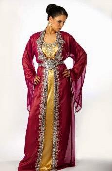 Abaya robe longue