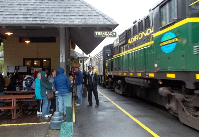 Train From Utica To Myrtle Beach