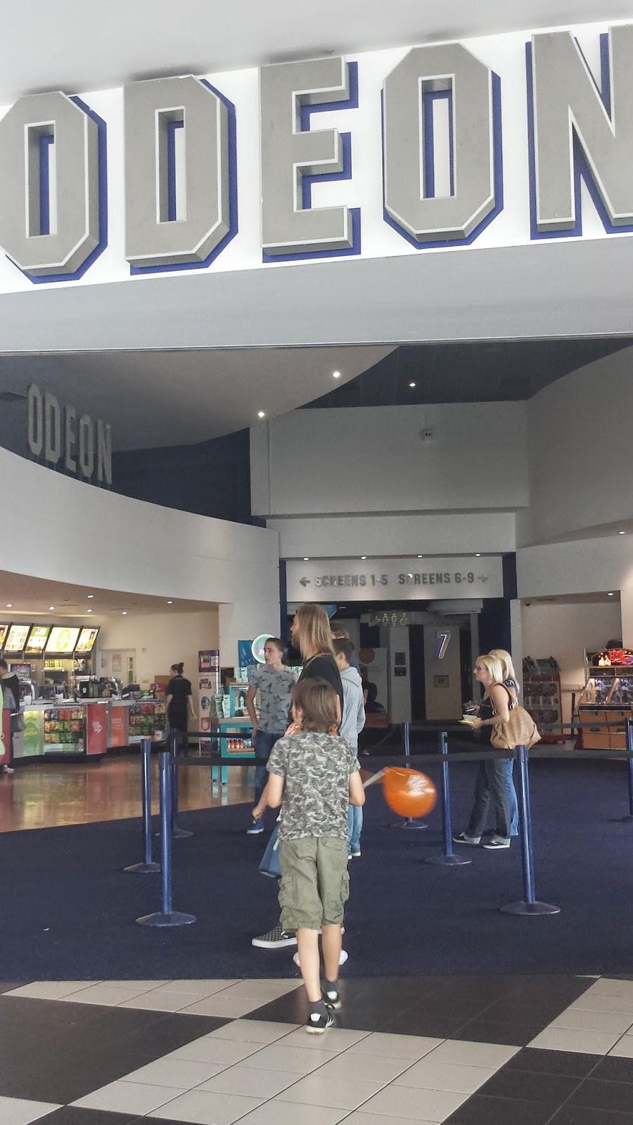 McArthur glen Bridgend Designer Outlet Back to School Shopping Family Fun