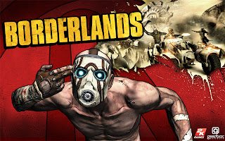 Borderlands Cover Box Art Logo