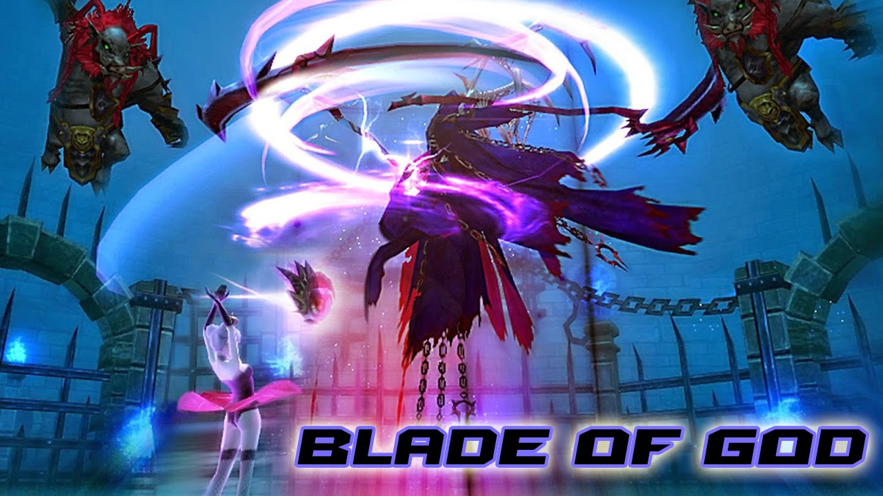 Blade of God Gameplay IOS / Android