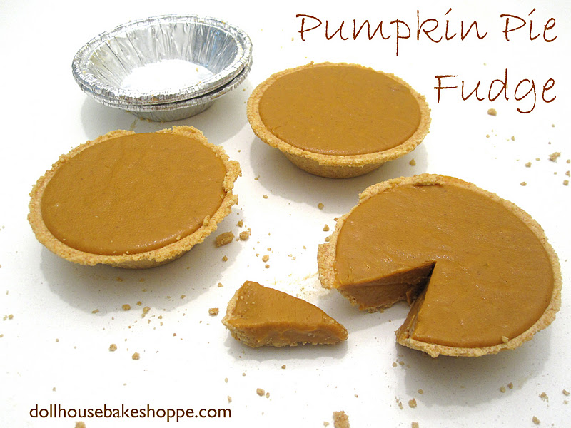 Lindsay Ann Bakes: Pumpkin Pie Fudge