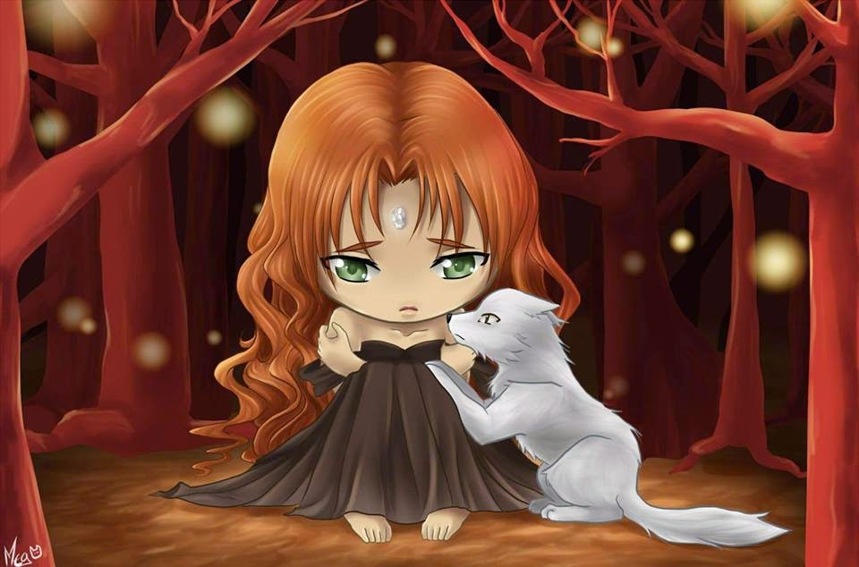 Lilith et Shae - Tiphs Art