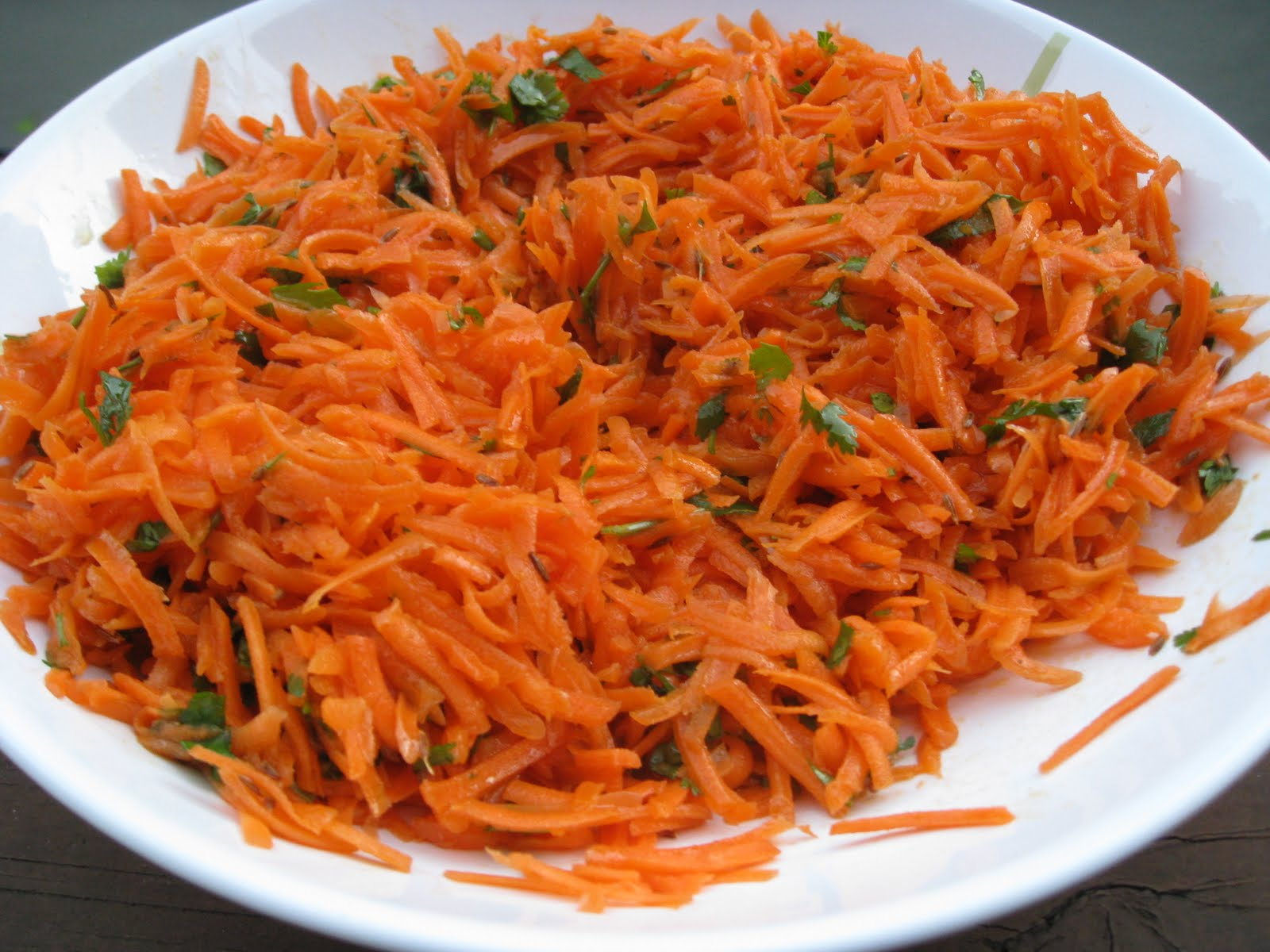Apple Carrot Salad With Cilantro Recipes — Dishmaps