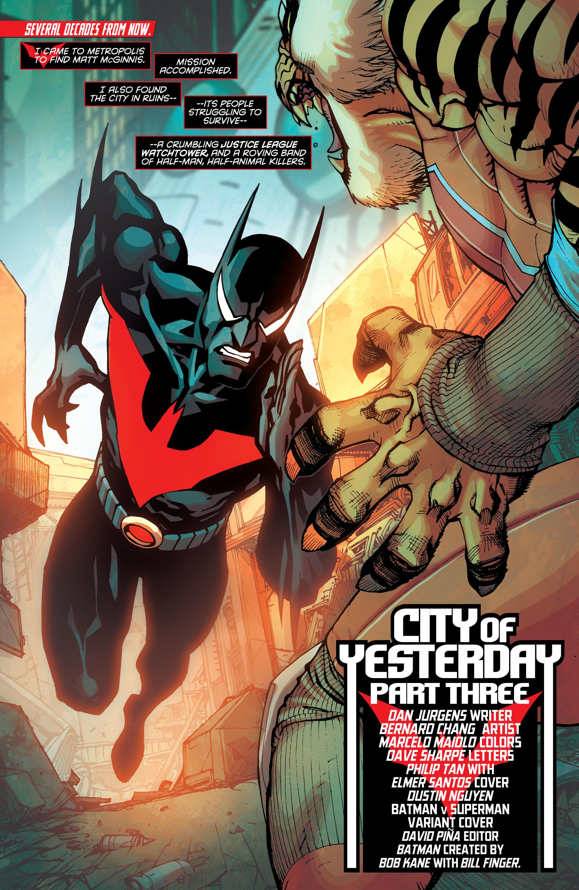 Batman Beyond (2015) Issue #10 #10 - English 4