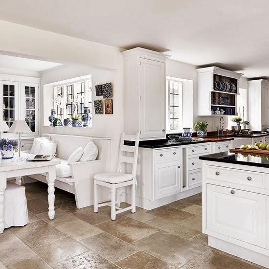 Desain Dapur Tradisional Yang Mewah