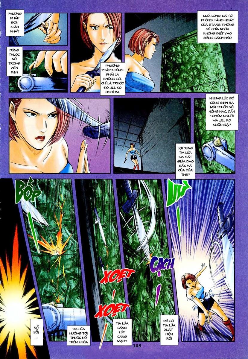 Resident Evil 3 chap 4 - Trang 29