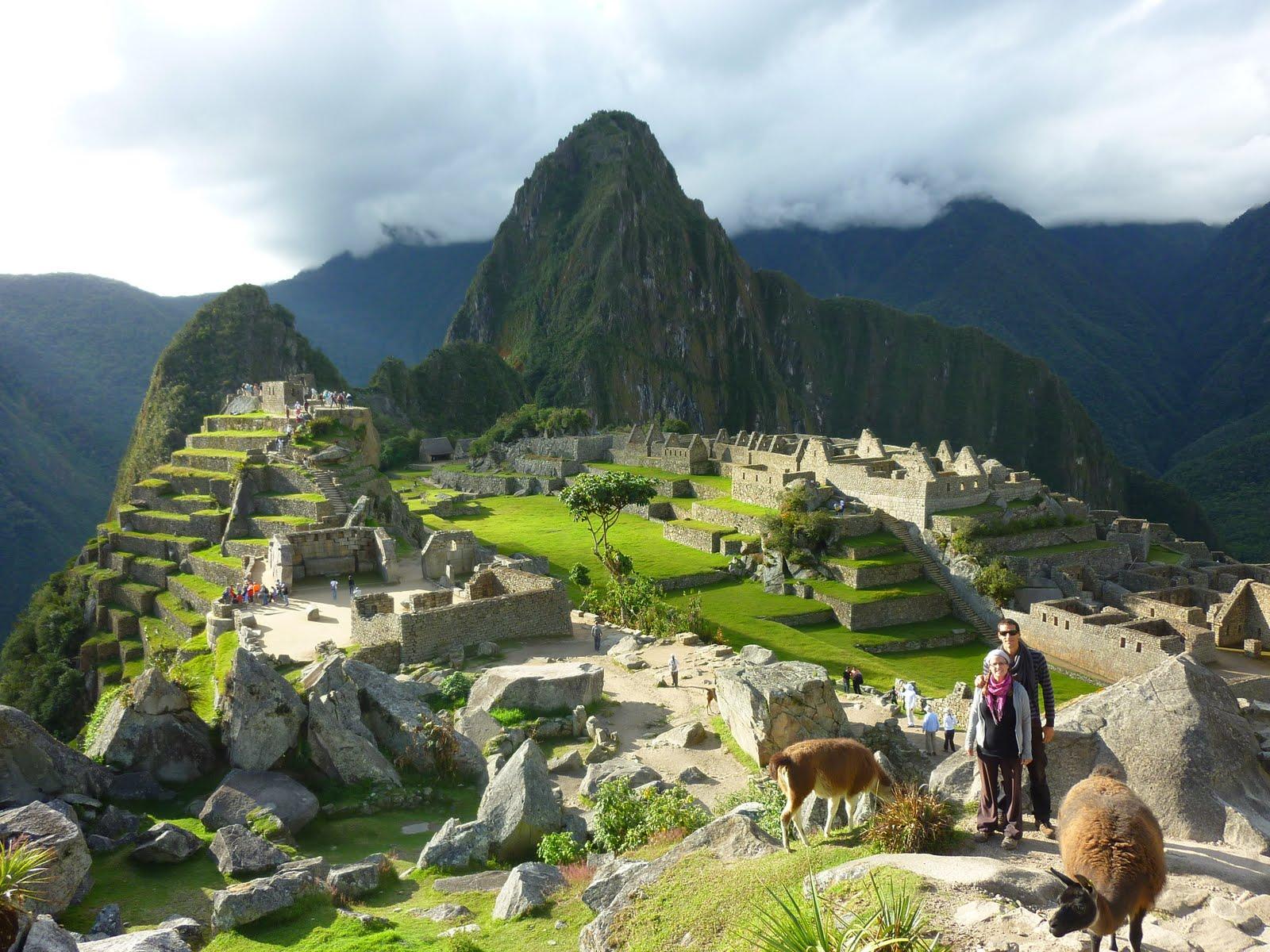 Machu Picchu, Peru, vuelta al mundo, round the world, La Aventura de Pablo y Elena