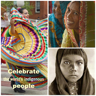 world's indigenous people's day