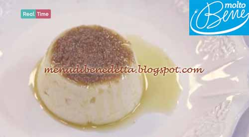 Sformato di Topinambur con bagna cauda ricetta Parodi per Molto Bene