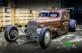 Rat Rods - Hot Rods & Customs