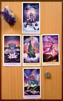 tarot spread crystal visions tarot