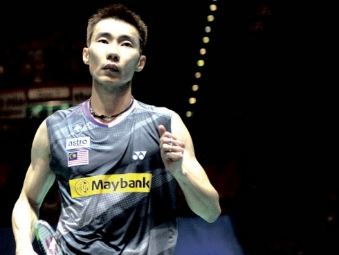 Chong Wei mara ke final ALL England