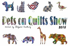 Pets On Quilts Show 2015
