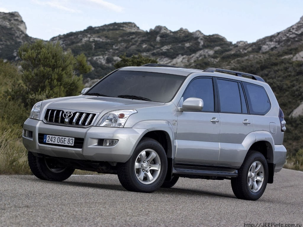 Toyota Land Cruiser Prado 2014 Cars HD Wallpaper Download Free From