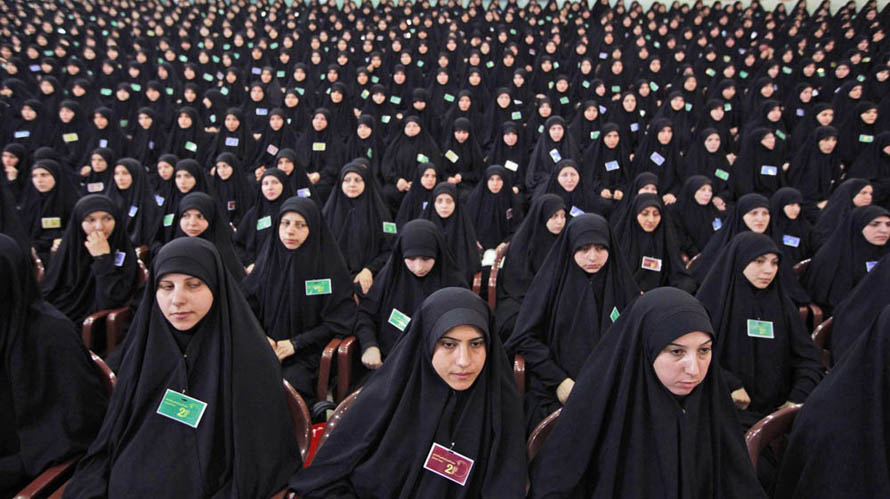 Original Turkish Women Mourn During An Ashura Procession In IstanbulPhoto