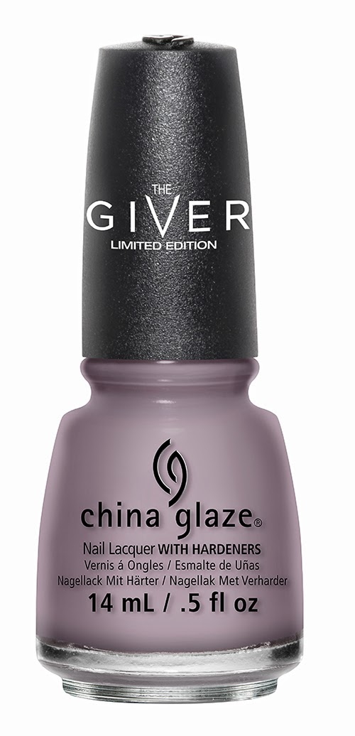 China Glaze The Giver Polish Galore