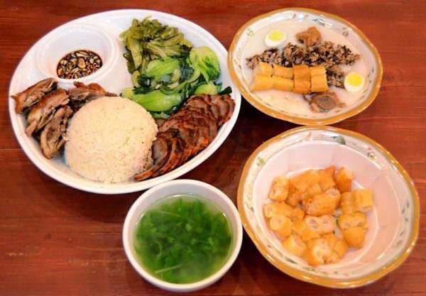 Vietnamese Food - Cháo Sườn Non Trứng Cút