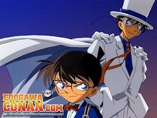 detective conan male edogawa kaito kid hd wallpaper 1826828 - Conan Edogawa Tidak Pernah Tumbuh Besar