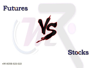 An Insight on Futures vs Stocks