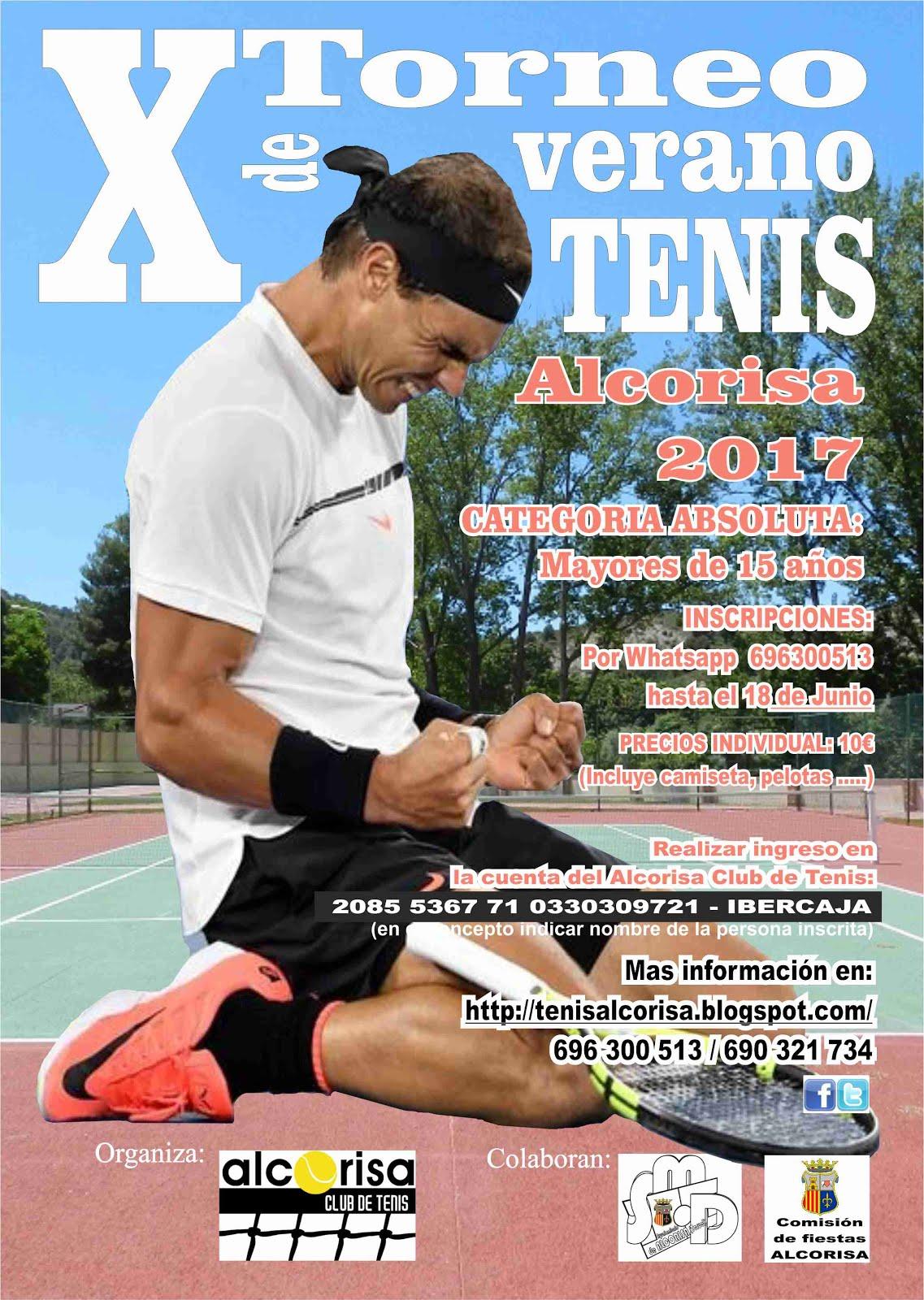 Torneo Verano Tenis