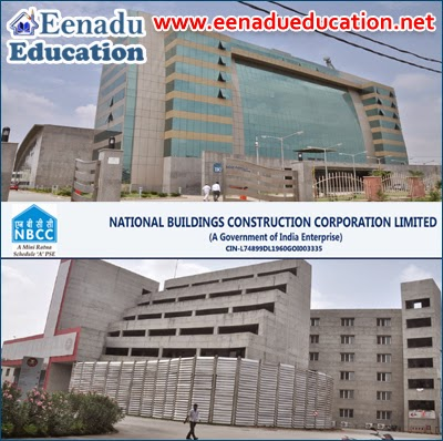 National Buildings construction Corporation (NBCC) Limited : various jobs