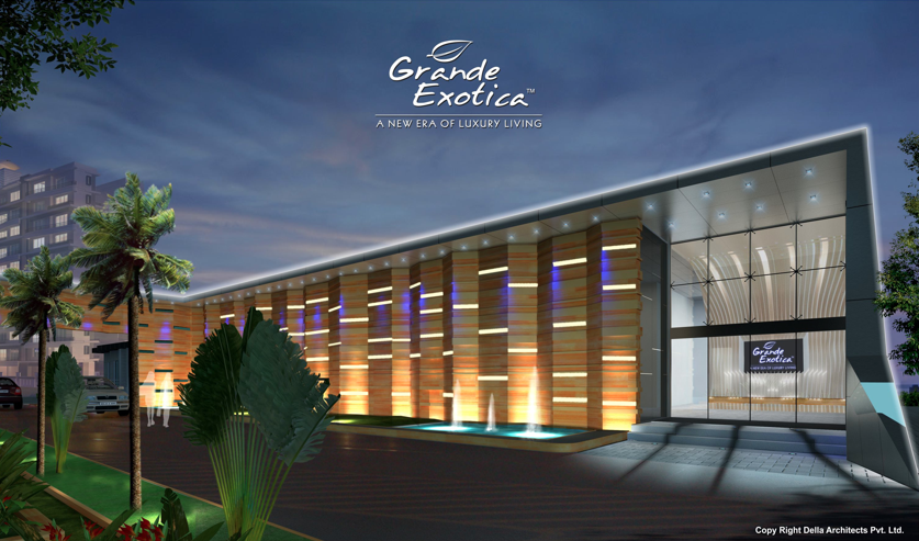 Grande exotica architecture master planning by jimmy for Clubhouse architecture design