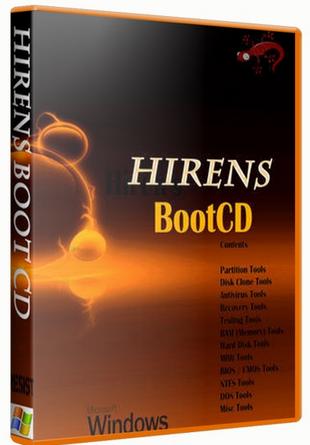 Menambahkan Norton Ghost Pada Hiren's Boot CD 15.2