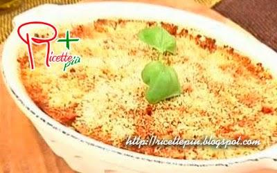 Parmigiana al Pesto Rosso di Cotto e Mangiato
