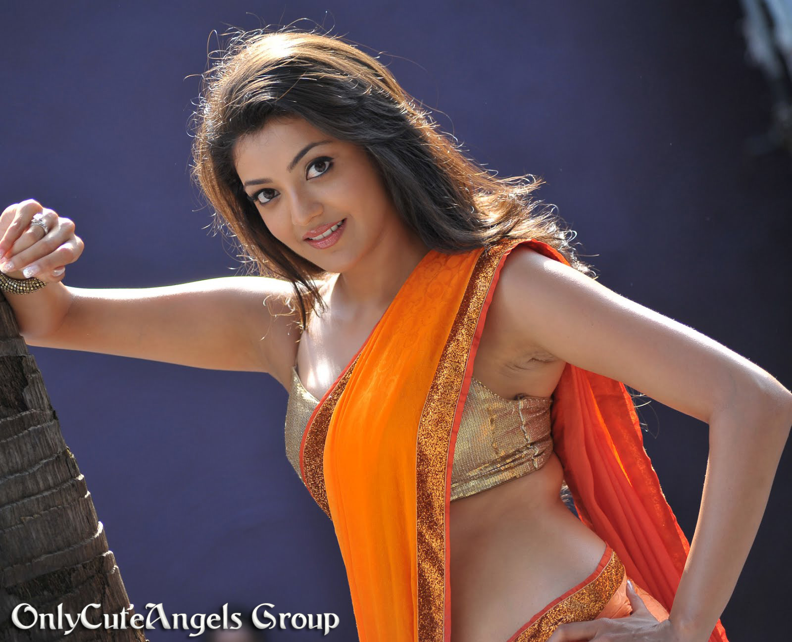 Images Of South Actress Kajal Agarwal Stills 2 Only Cute Angels