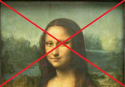 Mona Lisa à l'oeil de lynX, l'inconnu d'une JONCtion : La denocio...