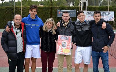 Club de Tenis Aranjuez en Toledo