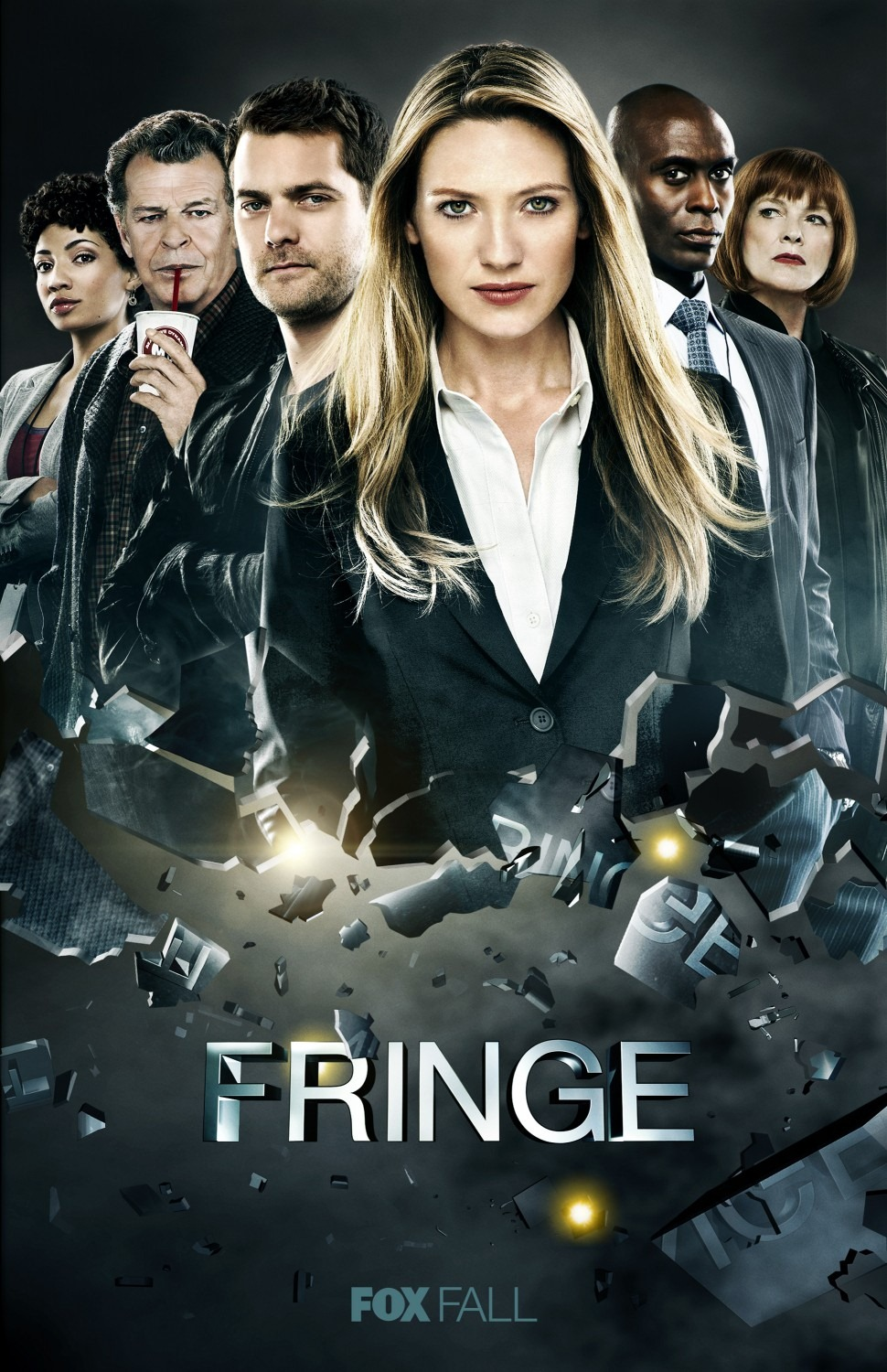 Fringe – Todas as Temporadas – Dublado / Legendado