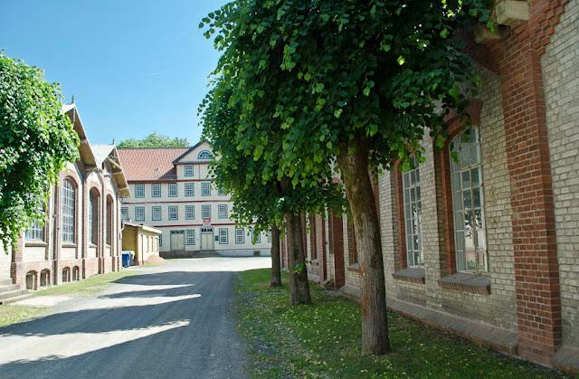 Industriedenkmal Eulenburg, Maschinenhaus, Haupthaus und Bowlingcenter