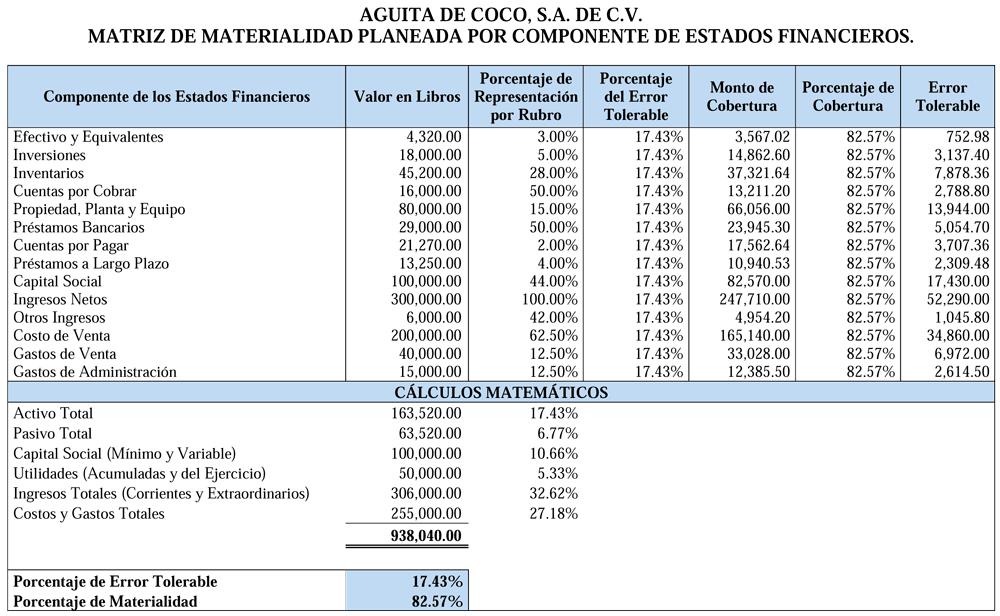 EL ENFOQUE Y EJECUCION DE LA AUDITORIA. ~ Educaconta